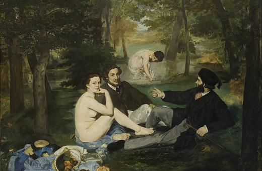 1280px Edouard Manet Luncheon on the Grass