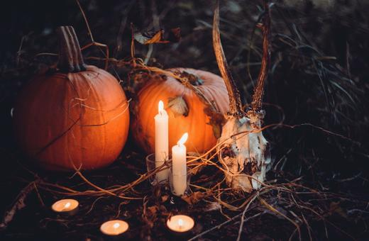 The Origin of Halloween Rituals - Diane Purkiss