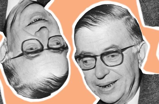 Jean Paul Sartre Birthday Anarchism Exisentialism Political Philosophy