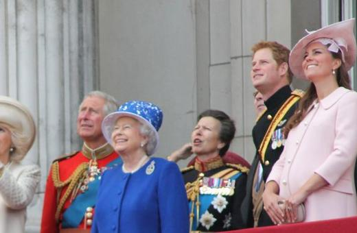The Royal Family June 2013