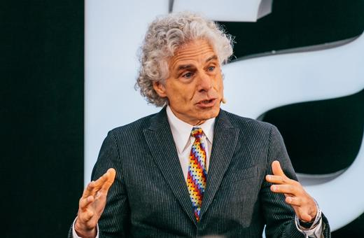 steven pinker fires of progress