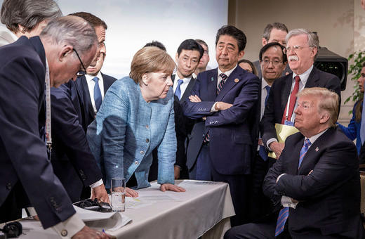 this one is not for commerical use donald trump angela merkel g7 summit