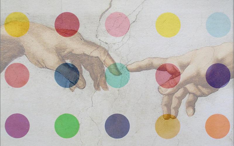 Michelangelo vs Damien Hirst