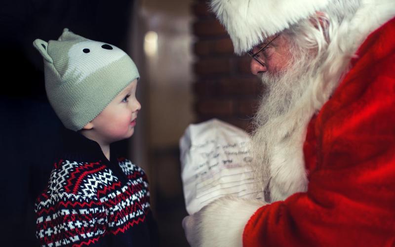 Should Parents Lie to Kids About Santa? » IAI TV