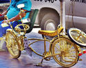 wealth gold bike