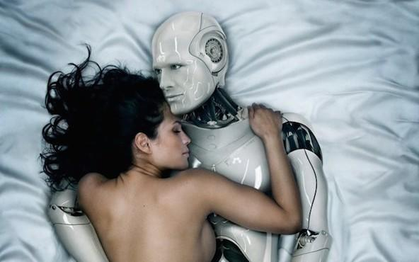 Sex robots of the future